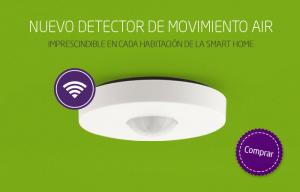 detector air